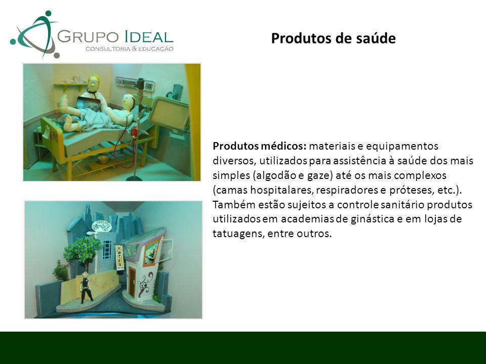 Produtos de saúde