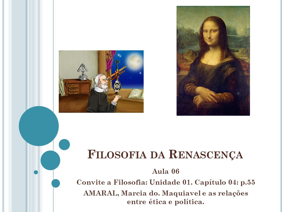 Filosofia da Renascença