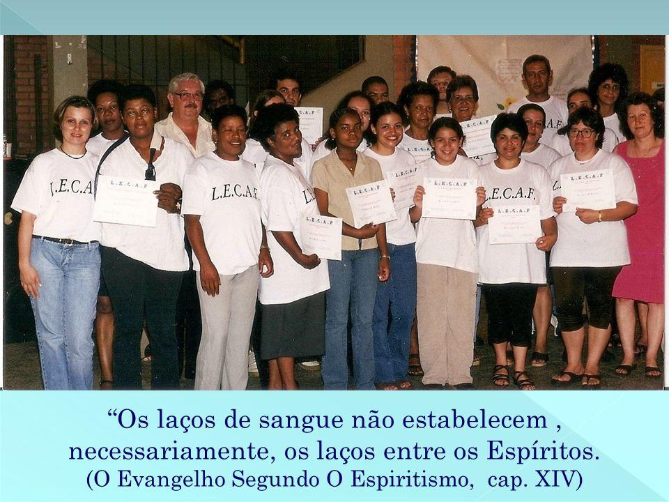 (O Evangelho Segundo O Espiritismo, cap. XIV)