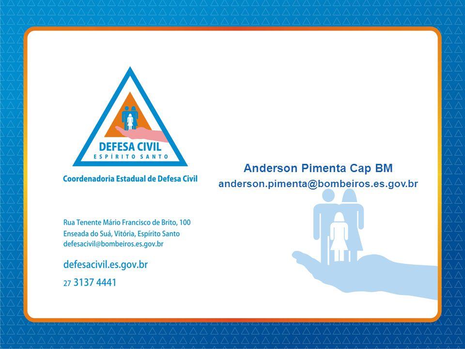 Anderson Pimenta Cap BM