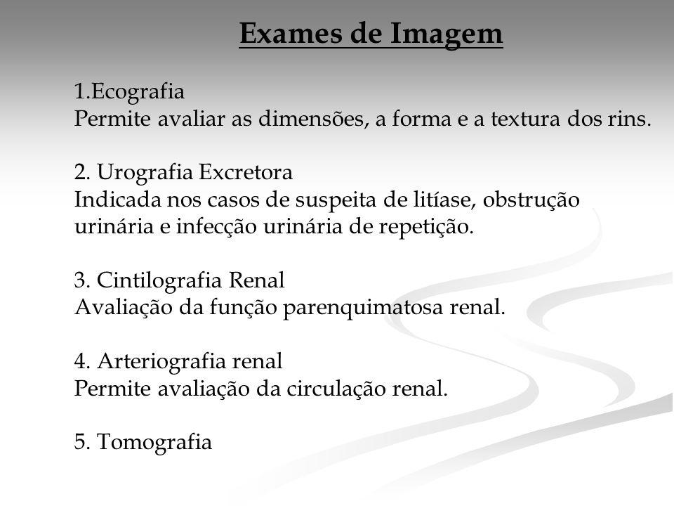 Exames de Imagem 1.Ecografia