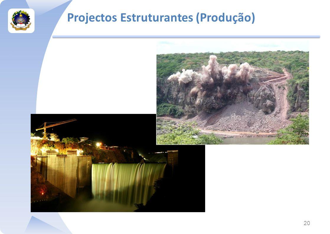 Projectos Estruturantes (Produção)