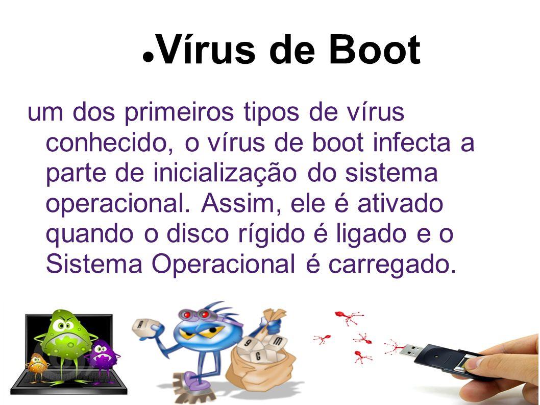 Vírus de Boot