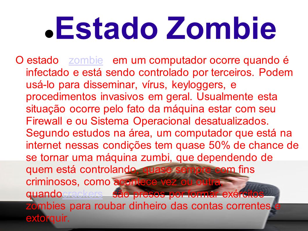 Estado Zombie