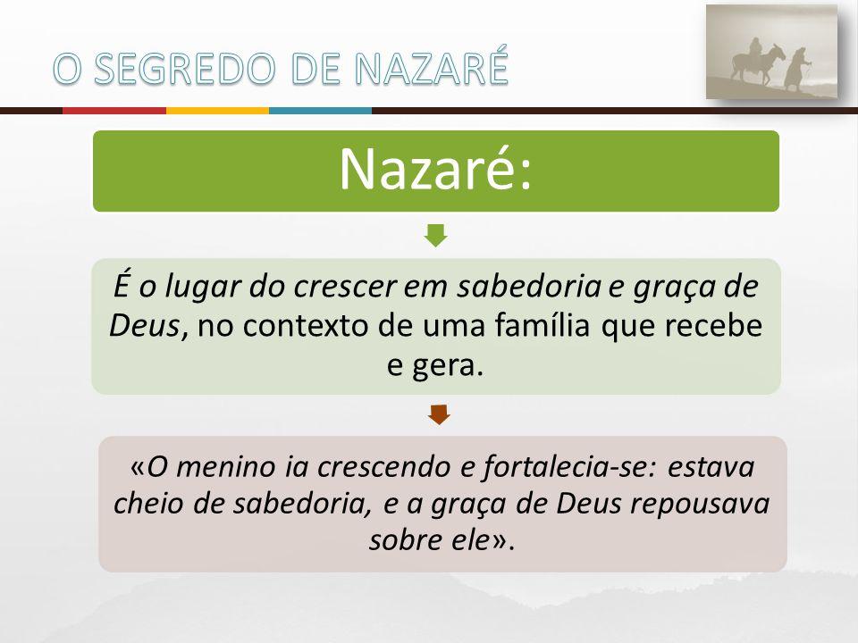 Nazaré: O SEGREDO DE NAZARÉ