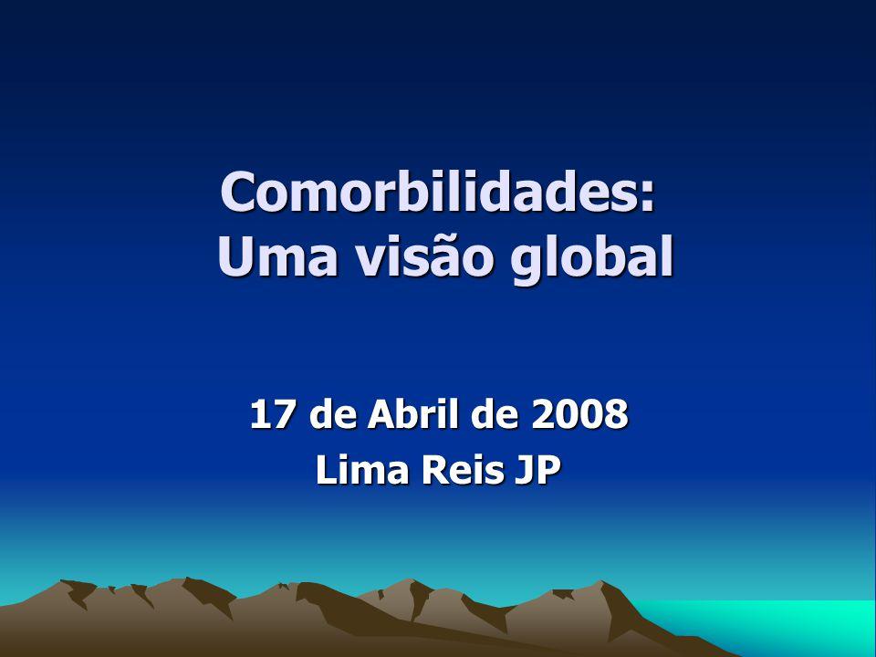 Comorbilidades: Uma visão global