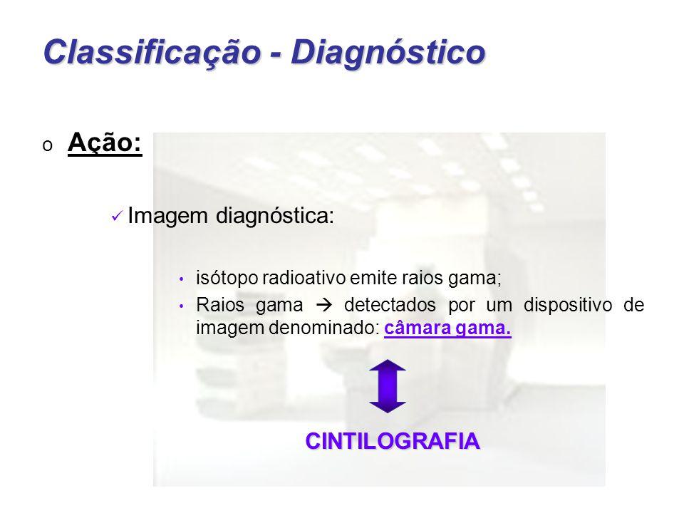 Classificação - Diagnóstico