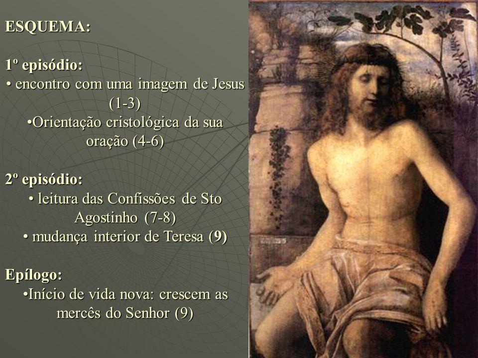 encontro com uma imagem de Jesus (1-3)