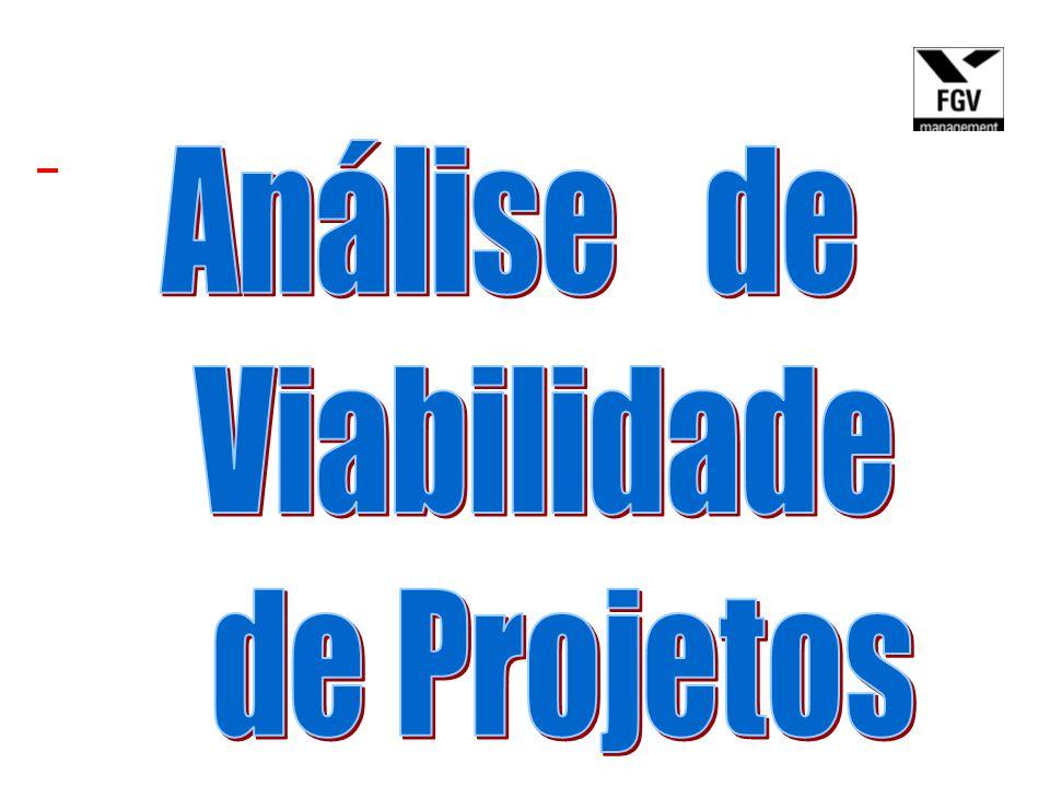 Análise de Viabilidade de Projetos