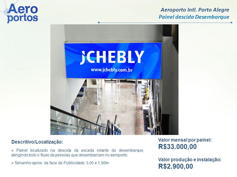 Aeroporto Intl. Porto Alegre