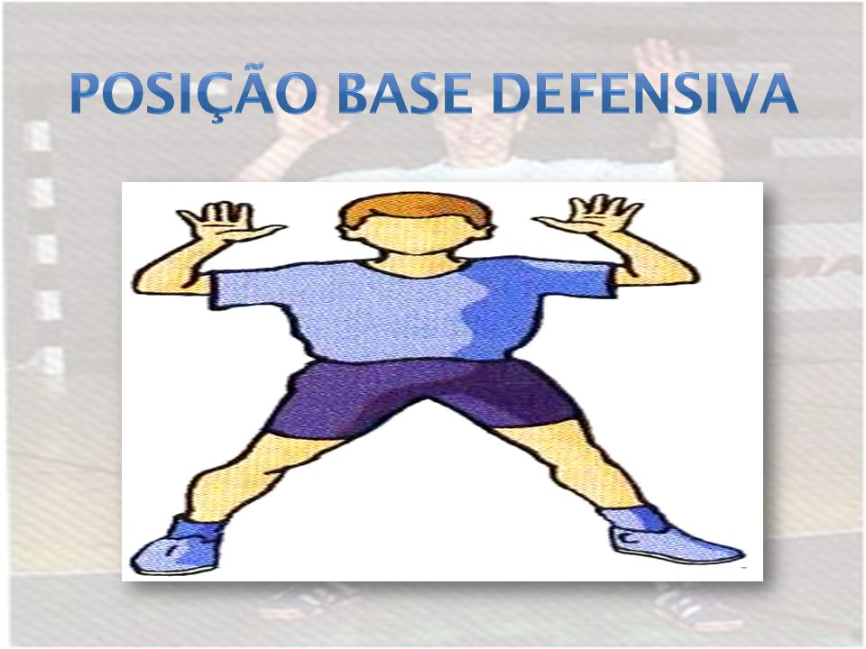 Posição Base Defensiva
