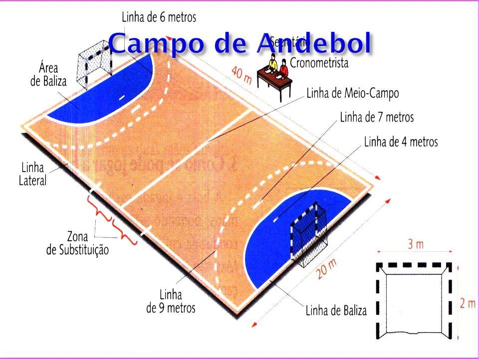 Campo de Andebol