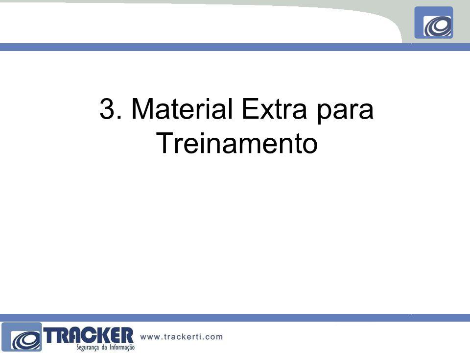 3. Material Extra para Treinamento