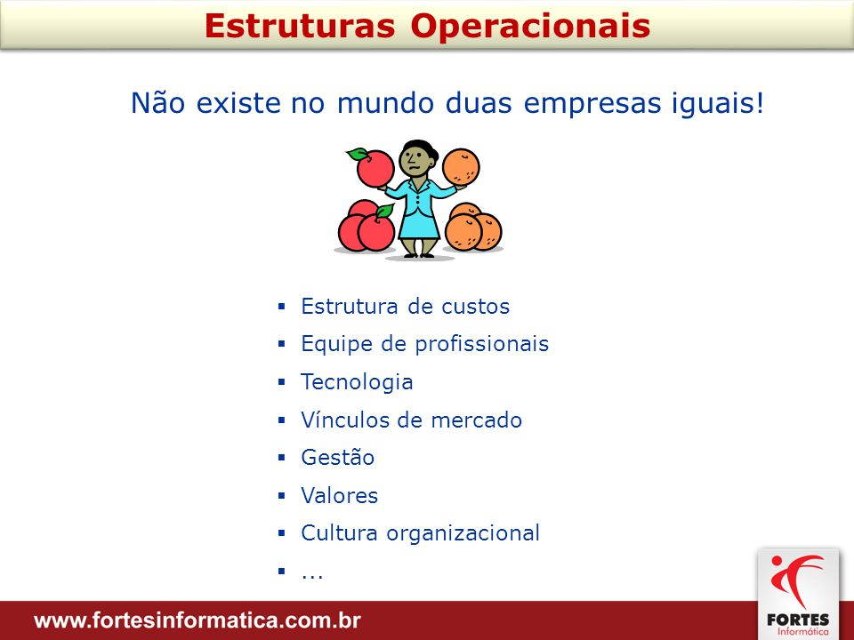 Estruturas Operacionais