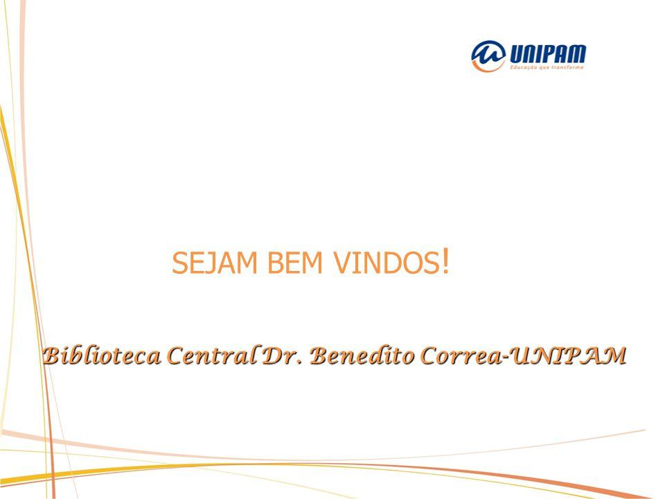 Biblioteca Central Dr. Benedito Correa-UNIPAM