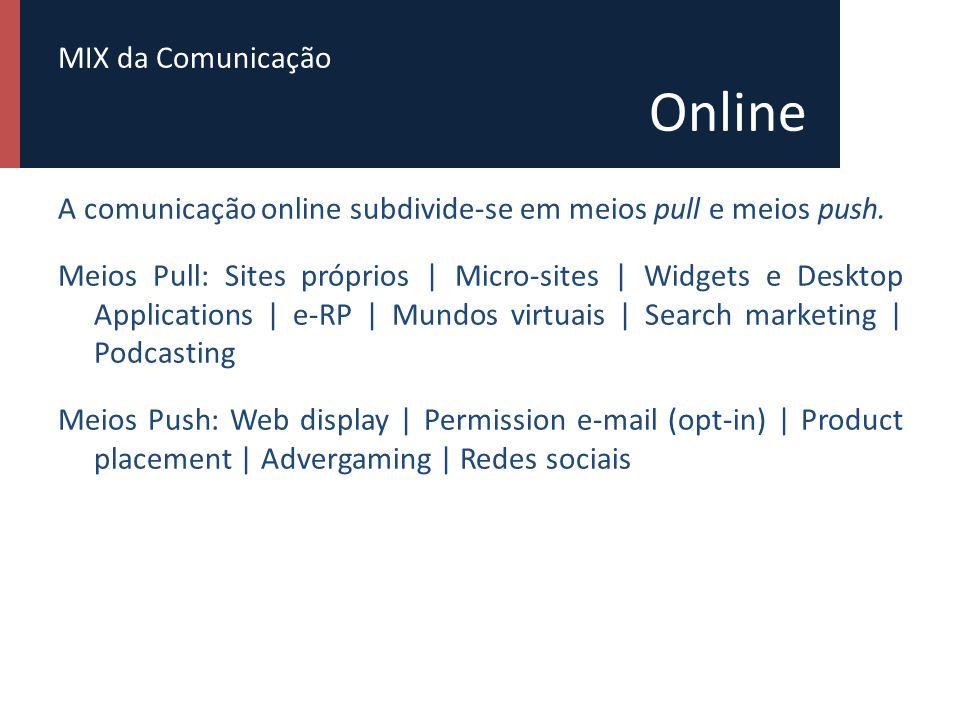 MIX da Comunicação Online