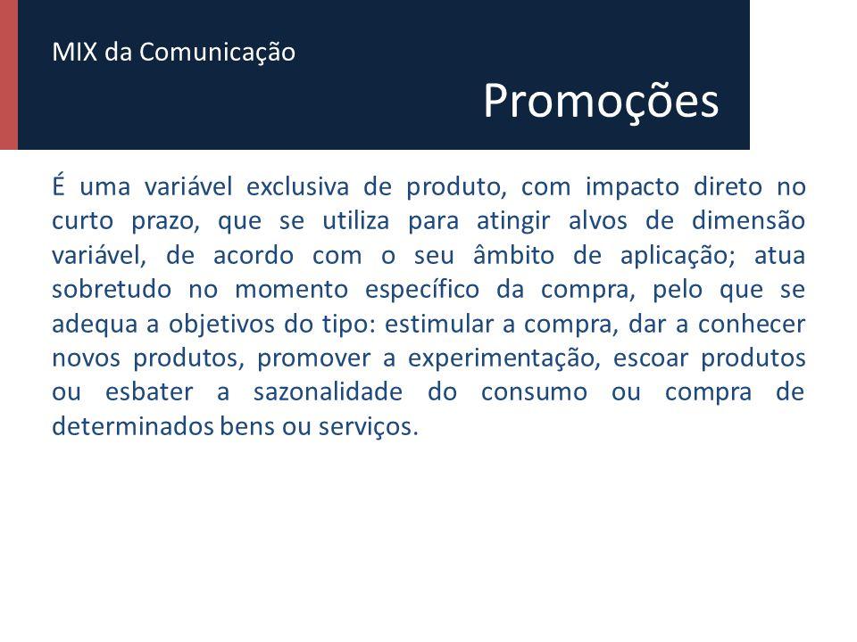 MIX da Comunicação Promoções