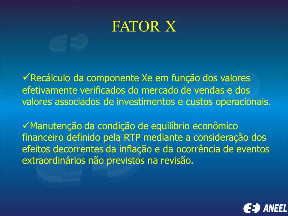 FATOR X