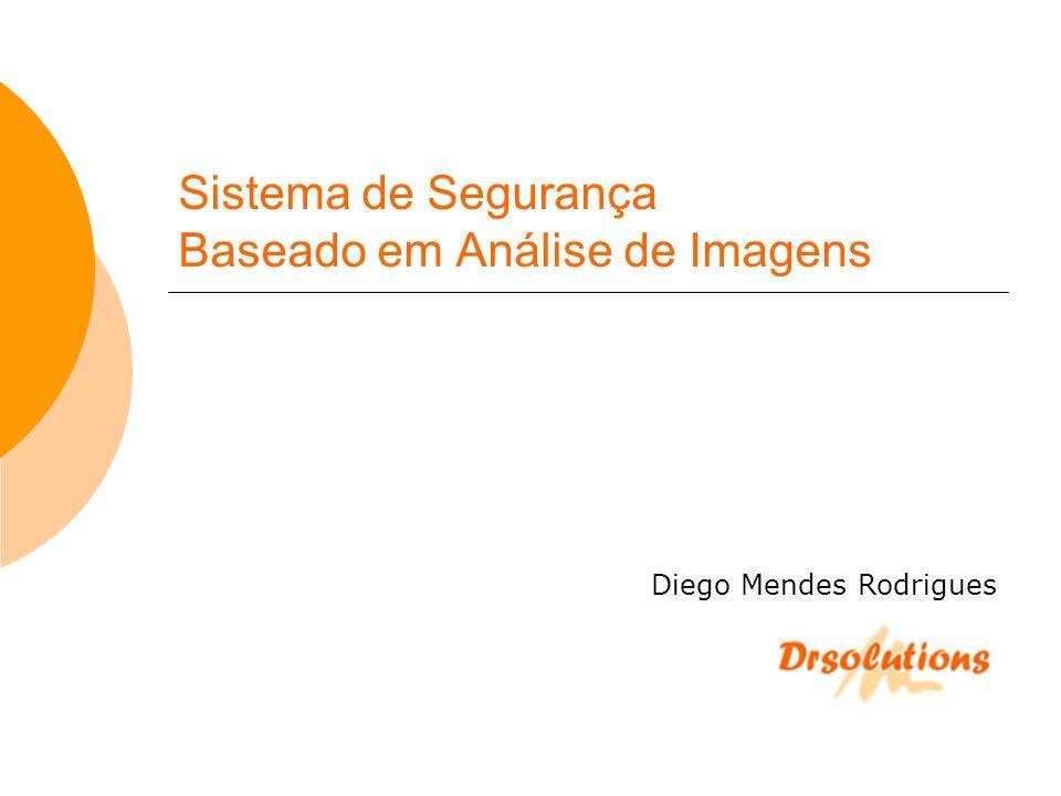 Sistema de Segurança Baseado em Análise de Imagens