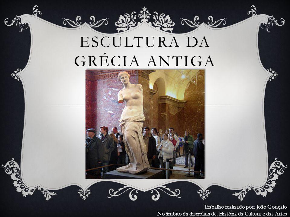 Escultura da Grécia Antiga