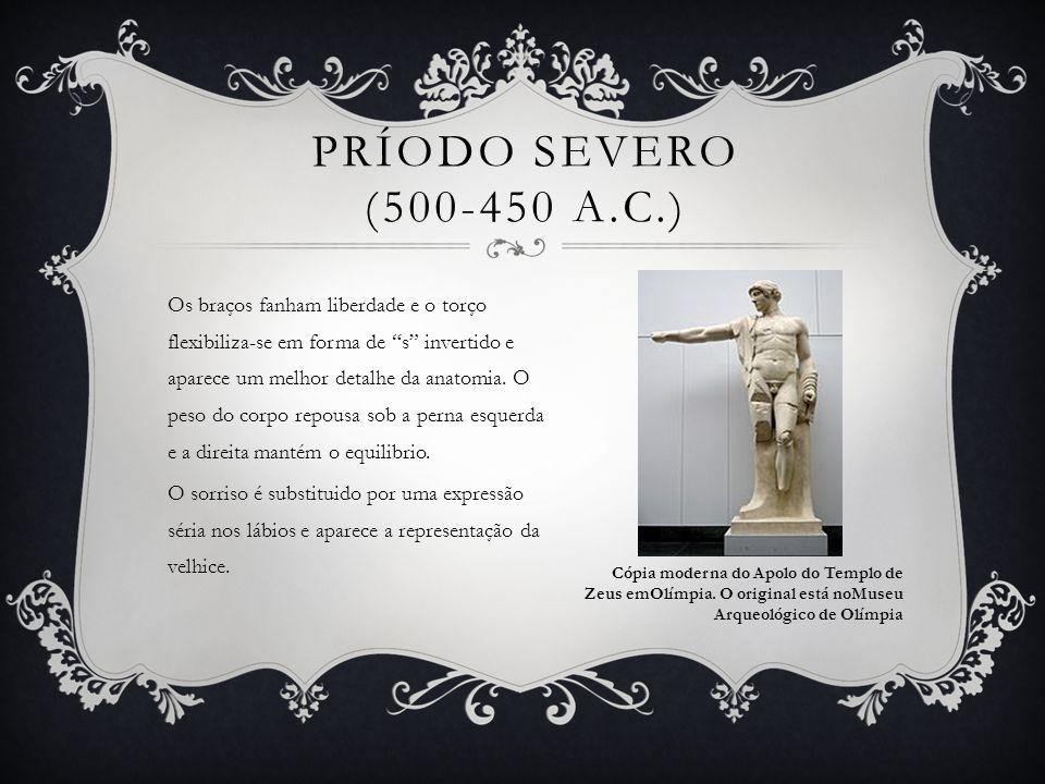 Príodo Severo (500-450 a.c.)