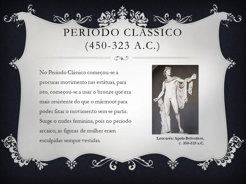 Período Clássico (450-323 a.C.)