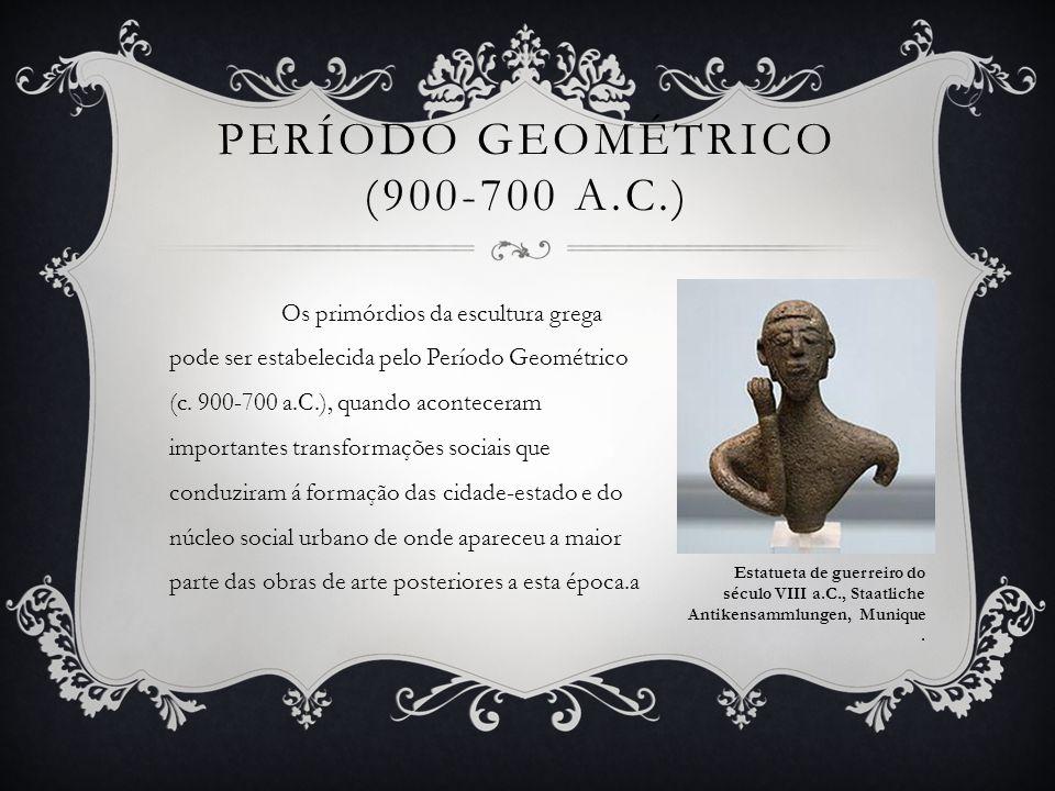 Período Geométrico (900-700 a.c.)