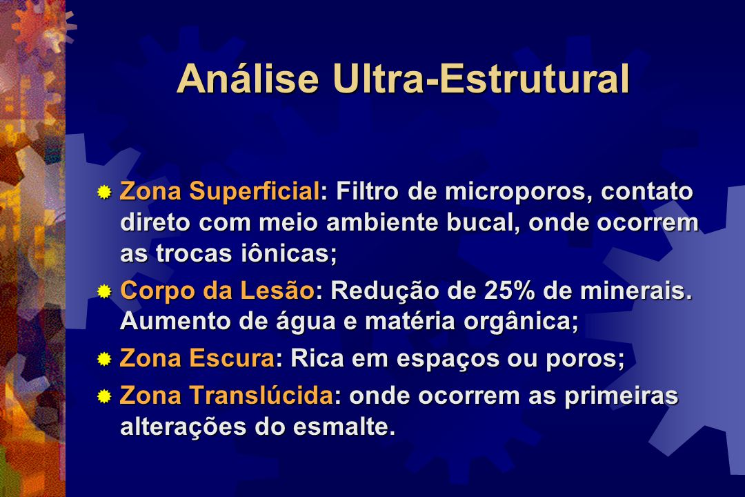 Análise Ultra-Estrutural