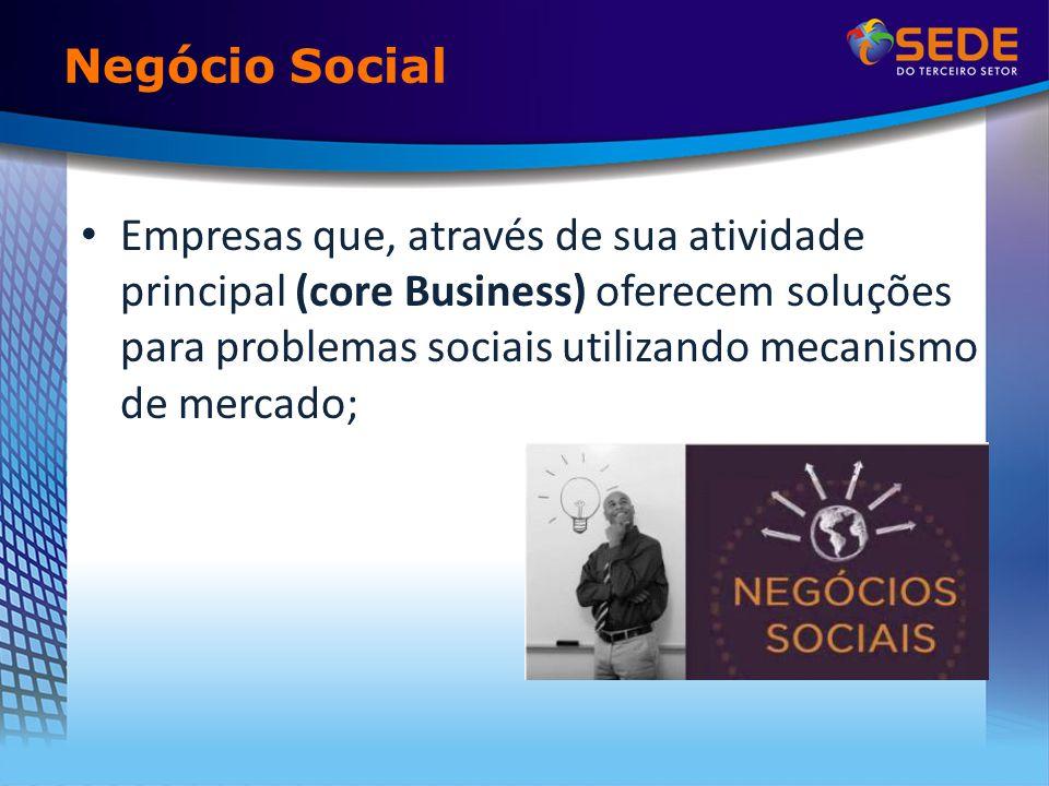 Negócio Social