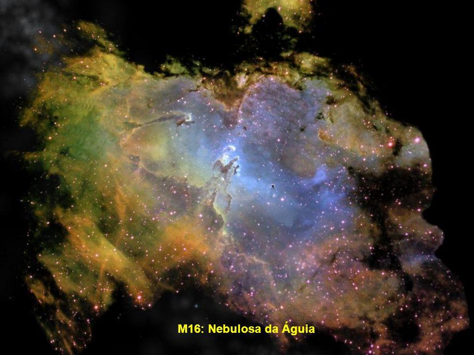 M16: Nebulosa da Águia