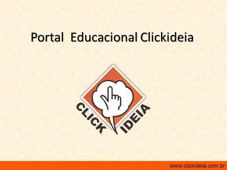 Portal Educacional Clickideia