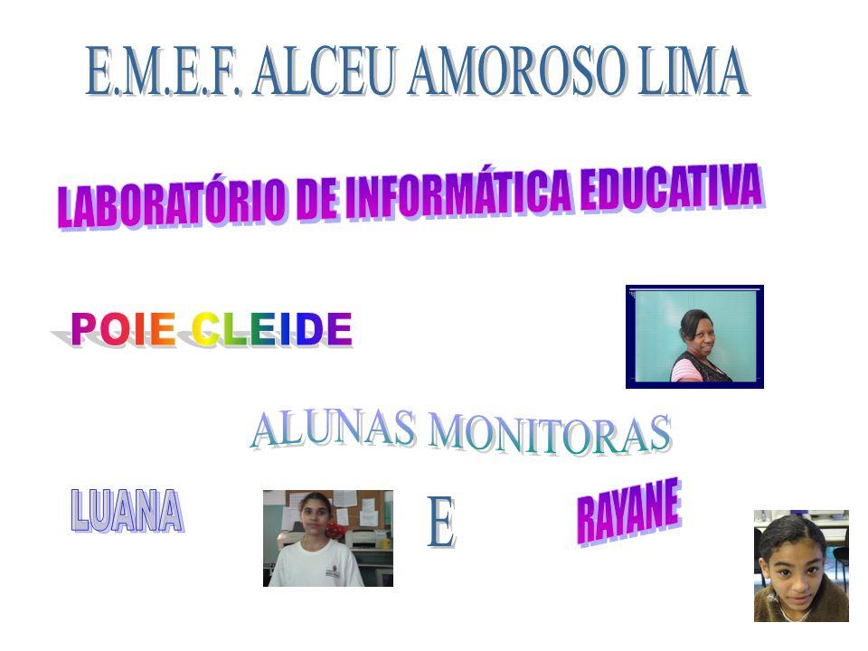 E.M.E.F. ALCEU AMOROSO LIMA