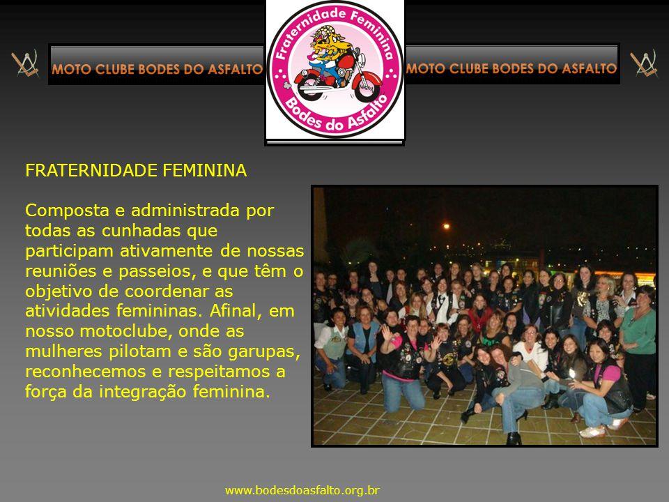 FRATERNIDADE FEMININA