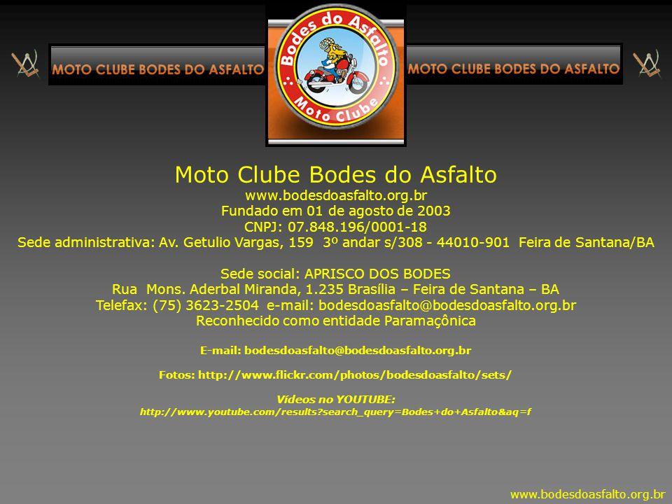 Moto Clube Bodes do Asfalto