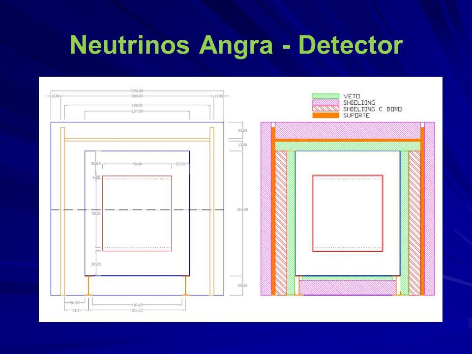 Neutrinos Angra - Detector
