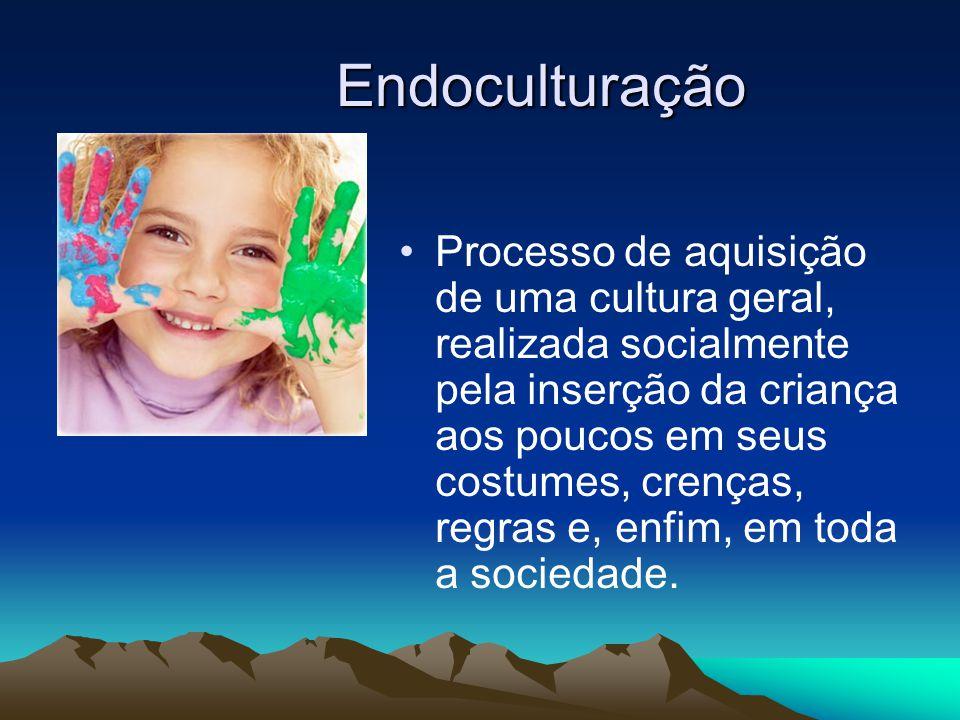 Endoculturação