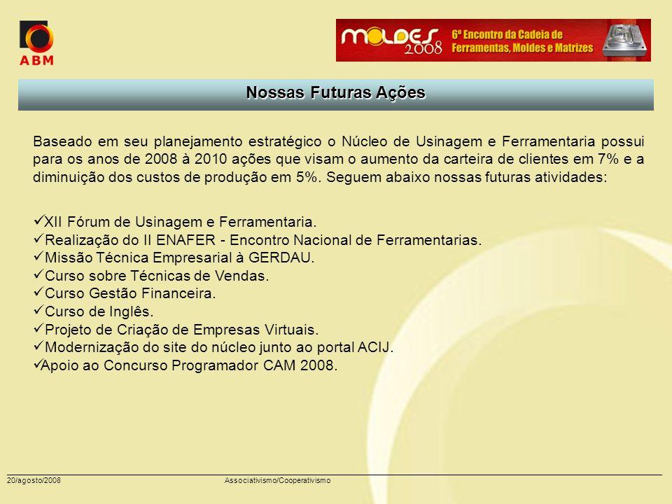 XII Fórum de Usinagem e Ferramentaria.