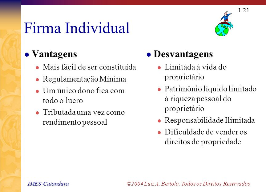 Sociedade por cotas (Partnerships)