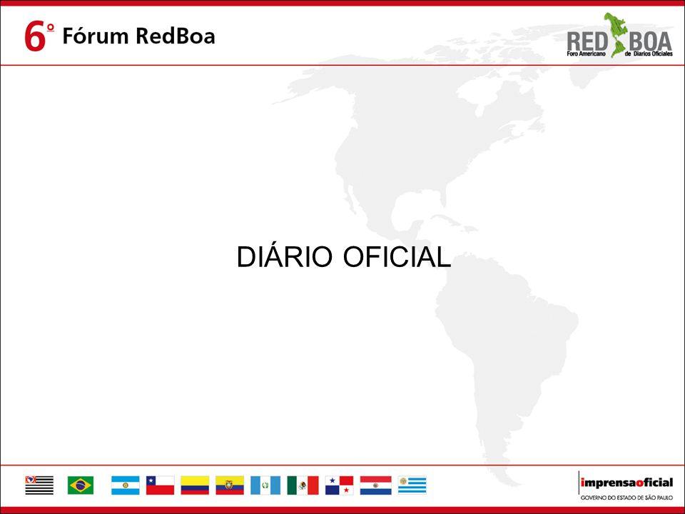 DIÁRIO OFICIAL