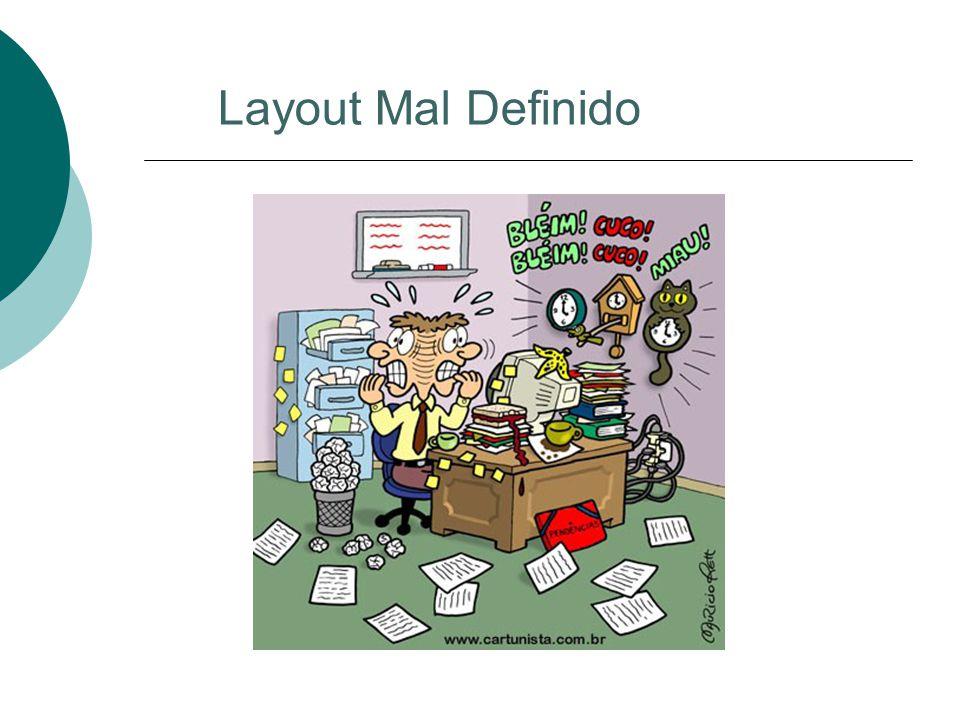 Layout Mal Definido