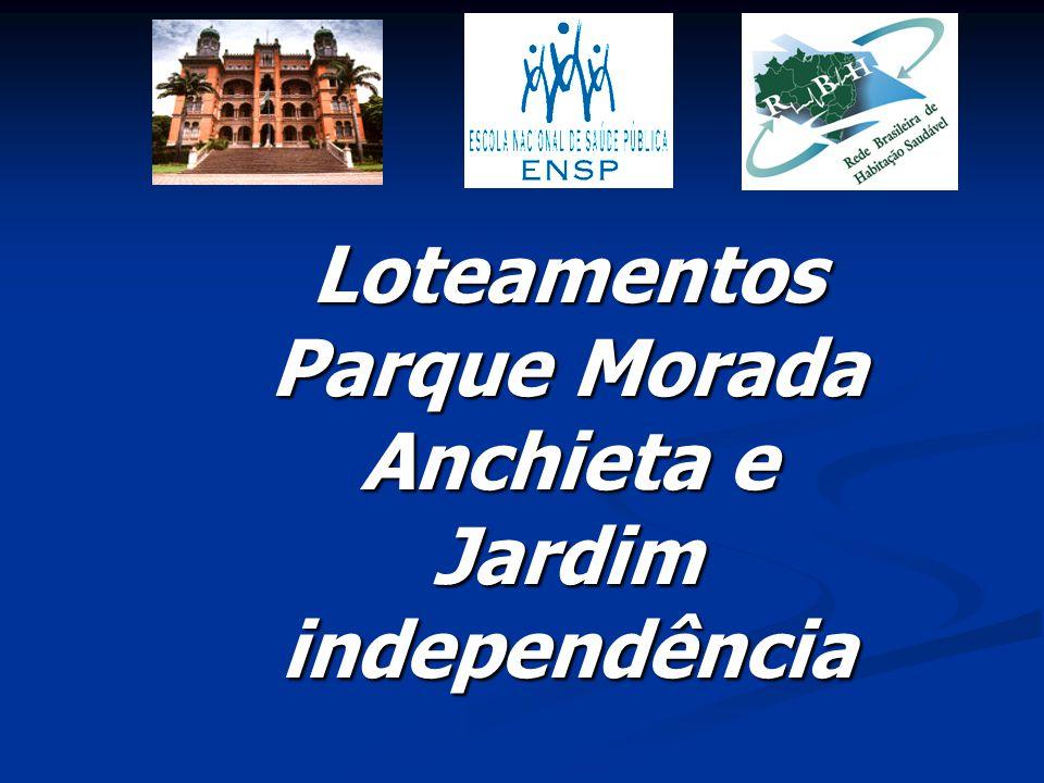 Loteamentos Parque Morada Anchieta e