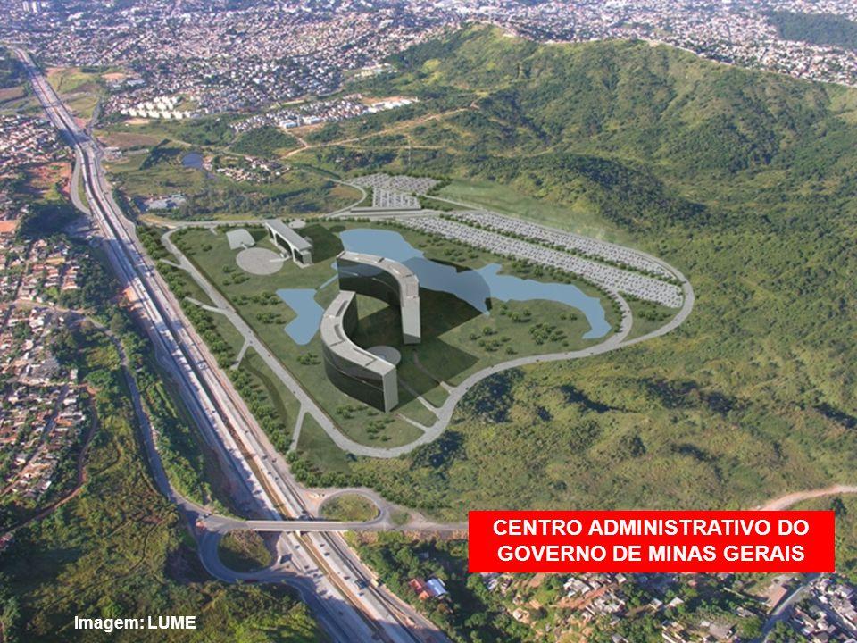 CENTRO ADMINISTRATIVO DO GOVERNO DE MINAS GERAIS