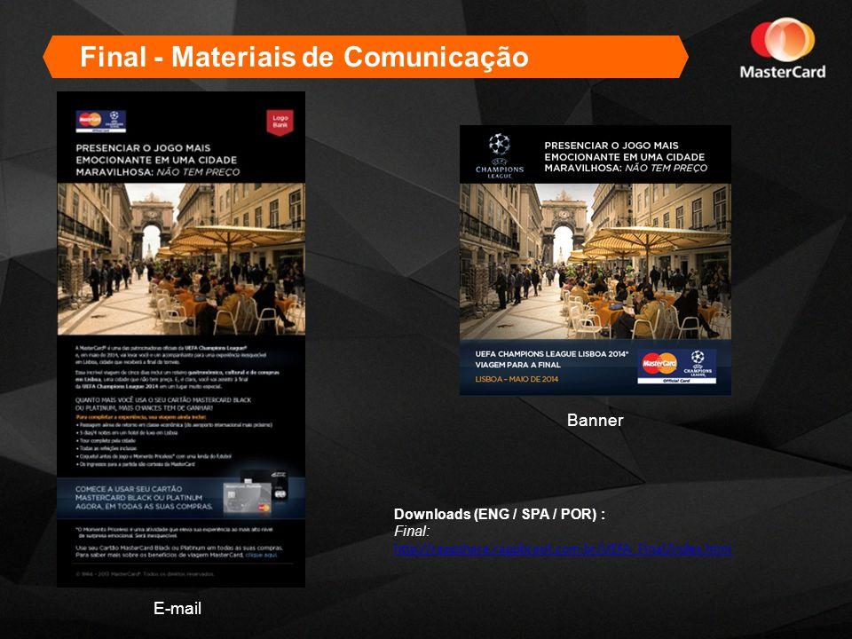 Final - Materiais de Comunicação