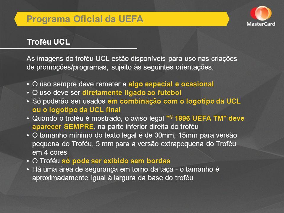 Programa Oficial da UEFA