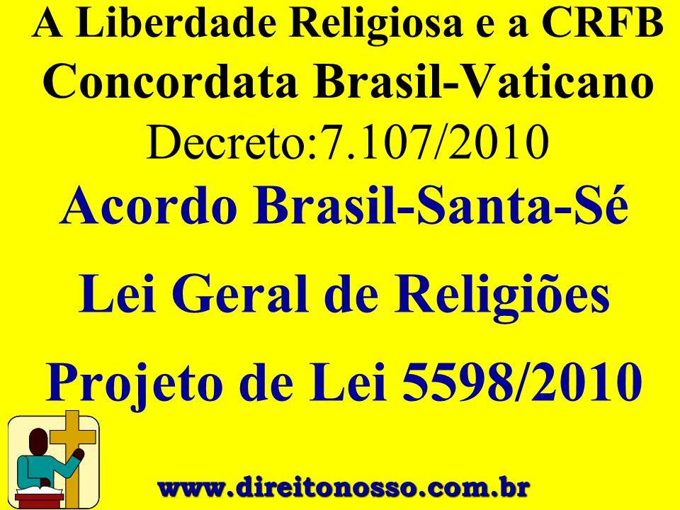 Acordo Brasil-Santa-Sé