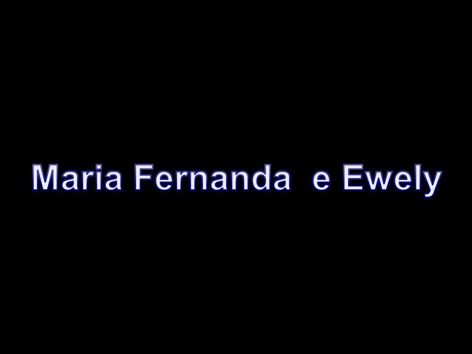 Maria Fernanda e Ewely