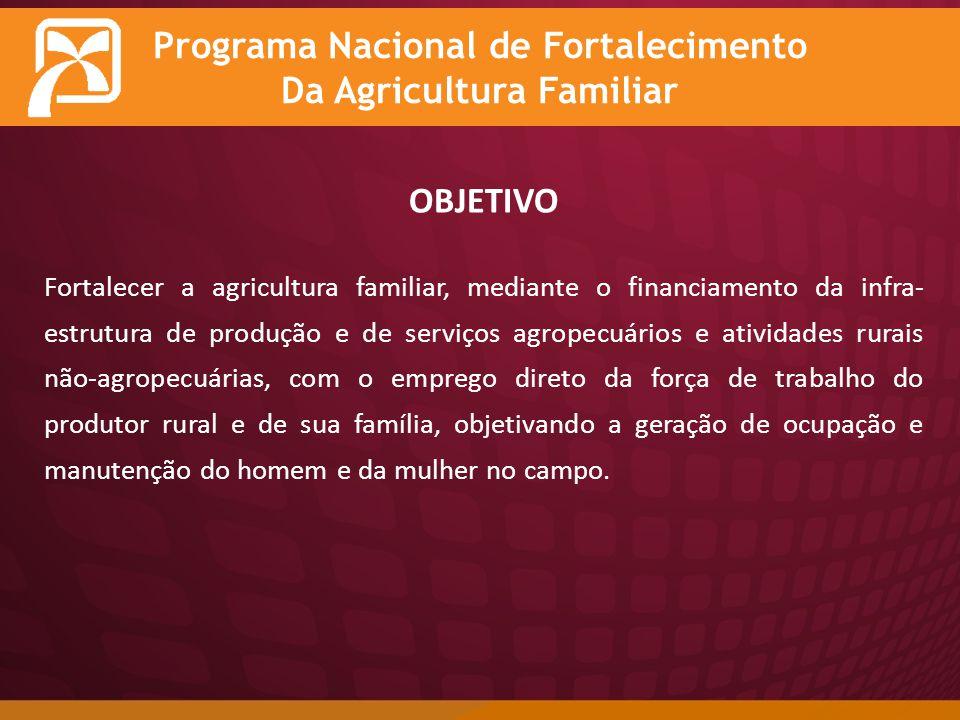 Programa Nacional de Fortalecimento Da Agricultura Familiar