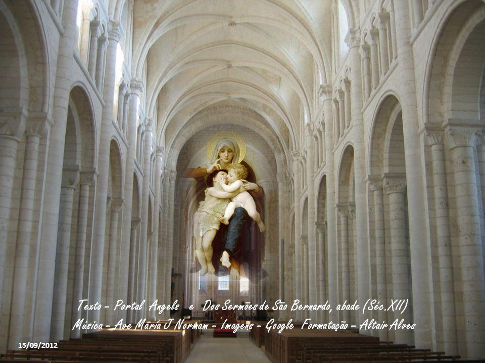 Texto – Portal Angels e Dos Sermões de São Bernardo, abade (Séc.XII)