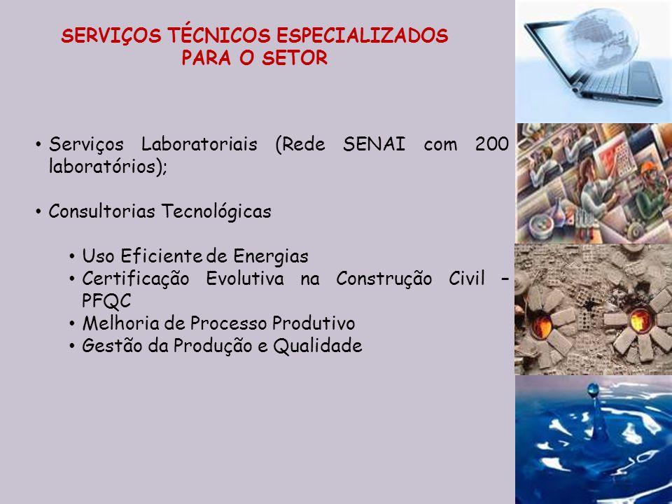 SERVIÇOS TÉCNICOS ESPECIALIZADOS
