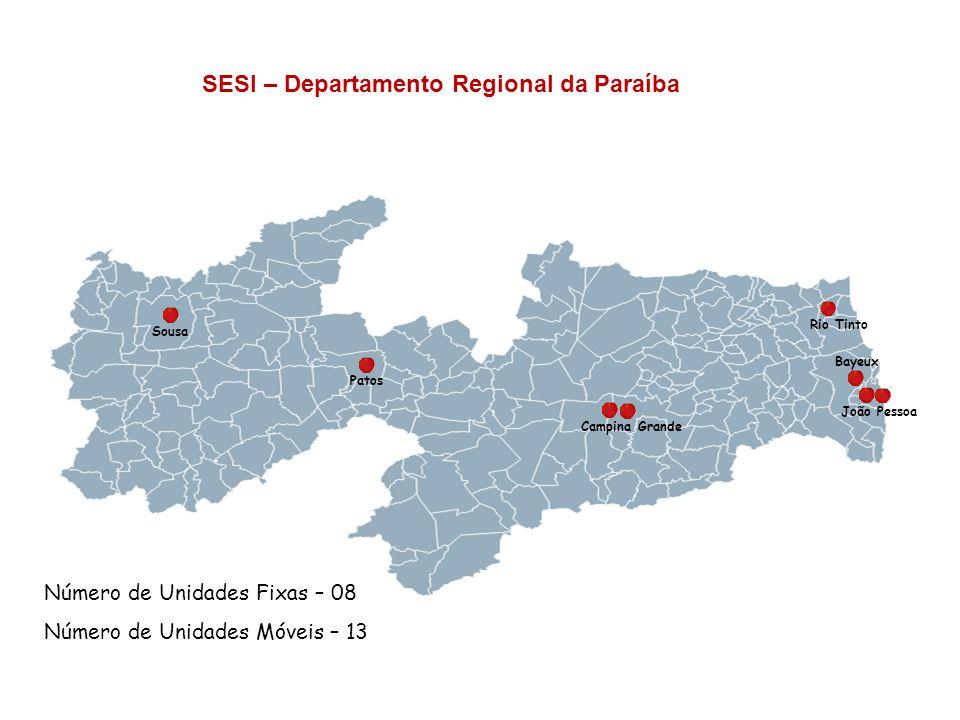 SESI – Departamento Regional da Paraíba